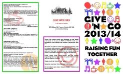 "Tri-Fold ""Give 'N Go"" Brochure (Exterior)"